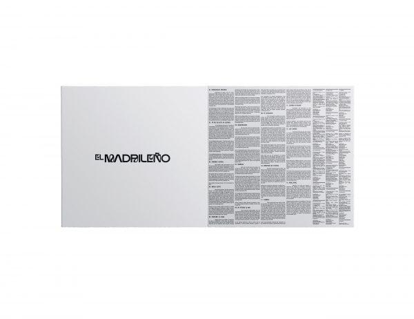 EL MADRILEÑO LP VINILO INTERIOR 1