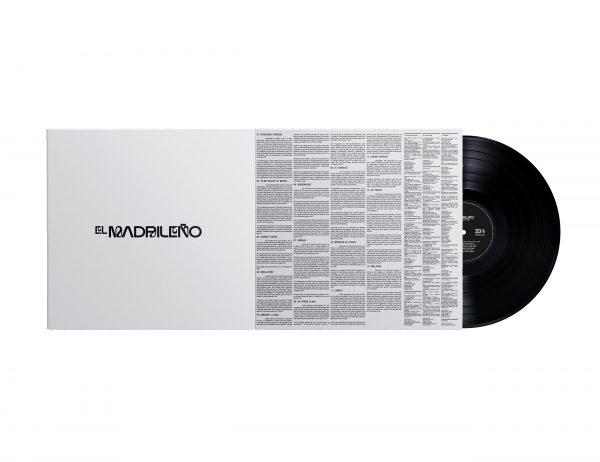 EL MADRILEÑO LP VINILO INTERIOR 2