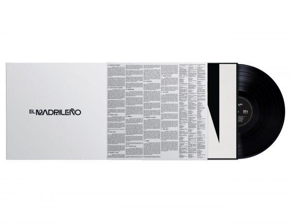 EL MADRILEÑO LP VINILO INTERIOR 3